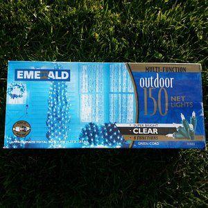 Emerald Multi-Function 150 Outdoor Net Lights